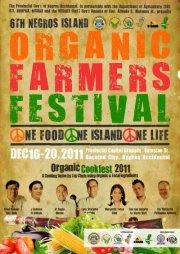 6th Negros Organic Farmers Festival